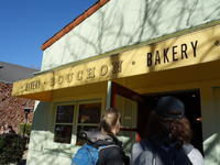 Bouchon Bakery & Cru @ The Annex - セロリ日記