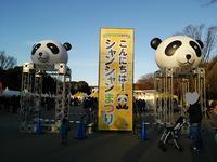 こんにちは!シャンシャンまつり@上野公園 噴水広場 - いつの間にか20年
