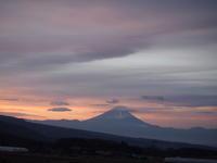 茜色の夜明け - 八ヶ岳 革 ときどき くるみ