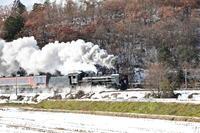 SLクリスマストレイン - new 汽車の風景