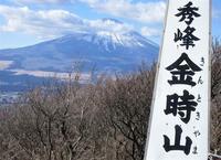 箱根金太郎の里から登る金時山Mount Kintoki in Fuji-Hakone-Izu National Park - やっぱり自然が好き