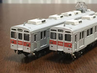 東急東横線8500系 8642F(再編集) - tabi-okane旅の話+α(続編):Nゲージ鉄道模型版
