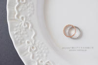 Handmade Bridal Jewelry * Marriage Ring - psyuxe*旅とアトリエのあいだ