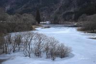 塩谷町冬の東古屋湖~#塩谷遺産と言うキャンペーンをご存知ですか?~ - 日々の贈り物(私の宇都宮生活)
