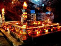 世界最大級の岩塩鉱ヒマラヤのピンクの塩パキスタン - パキスタン旅行会社&取材手配 おカミさんやっています