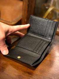 三つ折り財布 - gL-Leather 日々の記録