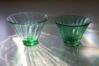 小鉢 - 宙吹きガラスの器