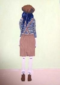 根府川散歩 - たなかきょおこ-旅する絵描きの絵日記/Kyoko Tanaka Illustrated Diary