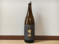 (山形)羽陽男山 特別純米酒 / Uyo-Otokoyama Tokubetsu-Jummai - Macと日本酒とGISのブログ