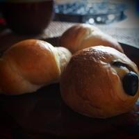 ロールパン修行 - 日々パン作り