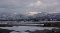 山より寒い一日でした - 風の吹くまま