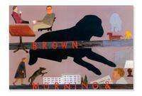 cafe gallery Quo vadis  北住ユキ個展「BROWN MORNING &」 - yuki kitazumi  blog