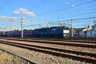 EF64-1046を新小岩操車場で。 - 鉄道日記コム