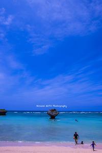 知らなかったビーチ - 風景とマラソンと読書について語るときに僕の撮ること