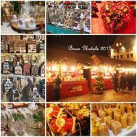 ご褒美旅行はニュルンベルグへクリスマスマーケットの旅 vol.5~ クリスマスマーケット散策♪ - La Tavola Siciliana  ~美味しい&幸せなシチリアの食卓~