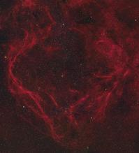 南天のさいだん座の美しい超新星の爆発痕RCW114 - 秘密の世界        [The Secret World]