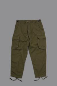 STYLECRAFT WARDROBE  PANTS #4 (OLIVE) - un.regard.moderne