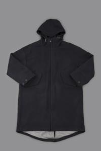 KATO  Wool Mods Coat (Navy) - un.regard.moderne