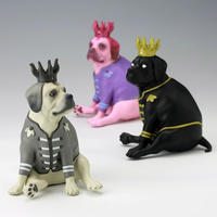 King Gordo Gray, Pink and Black edition by Jim McKenzie - 下呂温泉 留之助商店 入荷新着情報