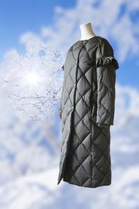 寒波がやってきた。やっぱり温かなダウンコート。 - 美人レッスン帳 BELA VISTA編