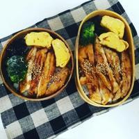 いつものささみ弁当 - ◆◇Today's Mizukitchen◇◆