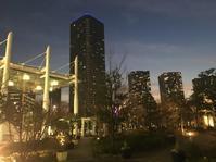 仕事帰りから〜都内の夜景〜 - ワタシ流 暮らし方   ~建築のこと日常のこと~