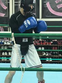 ヨシ!って決断をする迄 - 本多ボクシングジムのSEXYジャーマネ日記