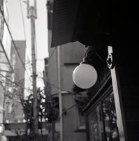 丸い灯 - 心のカメラ   more tomorrow than today ...