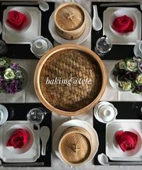 1月レッスンは恒例の中華です!【神戸カフェスタイルのパン教室 baking@tete】 - 神戸カフェスタイルのパン教室 baking@tete