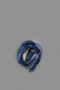 RINEN 2/48 Wool Check Stole - un.regard.moderne
