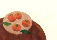 みかんの美味しさはサイズ感で決まる - 手製本クリエイター&切り絵コラージュ作家yukai の暮らしを愉しむヒント