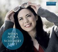 Schubert: 4 Impromptus D899 Etc@Mona Asuka - MusicArena