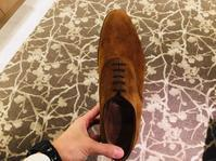 Edward GreenCarnegie - シューケアマイスター靴磨き工房 銀座三越店