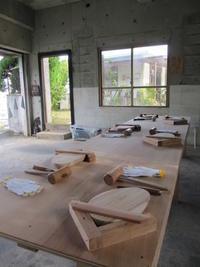 クスノキ大皿彫りワークショップ - TI.クラフト