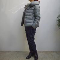 軽くて暖かく、寒い季節にぴったりのアイテムです。 - dia grande by MOUNT BLUE
