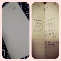 【ウィークリー】厄落しを兼ねてスケジュール帳を買い替え。【バーチカル】 - Simoneは洋裁したり、読書したり、外食したり。Симоне шије, чита и једе/Simone šije, čita i jede
