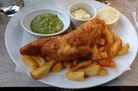 """🇬🇧イギリス料理 """"fish!  Fish and Chips フィッシュ! のフィッシュ&チップス"""" - ITALIA Happy Life イタリア ハッピー ライフ  -Le ricette di Rie-"""