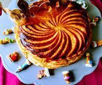 1週間遅れの・・・Galette des Rois - パンとお菓子が愛しくて