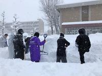 雪の中のセンター試験はやめた方が良い - 大隅典子の仙台通信