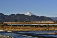 小田急7000形 はこね81号 酒匂川橋梁 - レイルウェイの毎日
