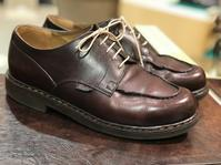 いってらっしゃい Paraboot CHAMBORD - シューケアマイスター靴磨き工房 三越日本橋本店
