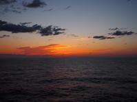 2017.08.27 北海道の旅152 船上の日の出(ジムニー車中泊) - ジムニーとカプチーノ(A4とスカルペル)で旅に出よう