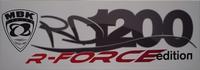 風路駆ション350 MBKJapan RD1200R-FORCE ITALY生産  ロードバイクPROKU -   ロードバイクPROKU