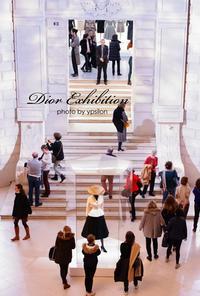 Christian Dior展* - YPSILONの台所 Ⅱ