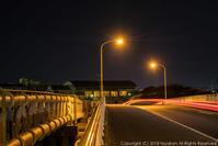 橋のナトリウム灯 - シセンのカナタ