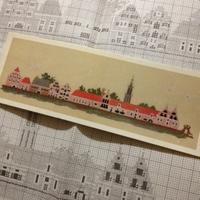 ゾイデル海の博物館カードの図案 - Point de X のこと