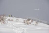 雪のち曇りのち晴れのち雪のち晴れのち吹雪。 - ミンタランド