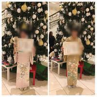 ☆着付修了パーティー☆ - ♪香奈着物着付教室♪