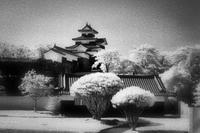 小峰城 - 建築写真           建築写真専門tonomophoto+