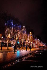 Avenue des Champs-Élysées* - YPSILONの台所 Ⅱ
